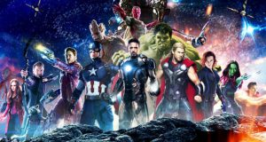 Avengers: Infinity War Marvel Cinematic Universe