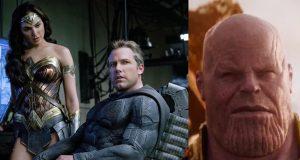 Justice League Avengers: Infinity War Trailer