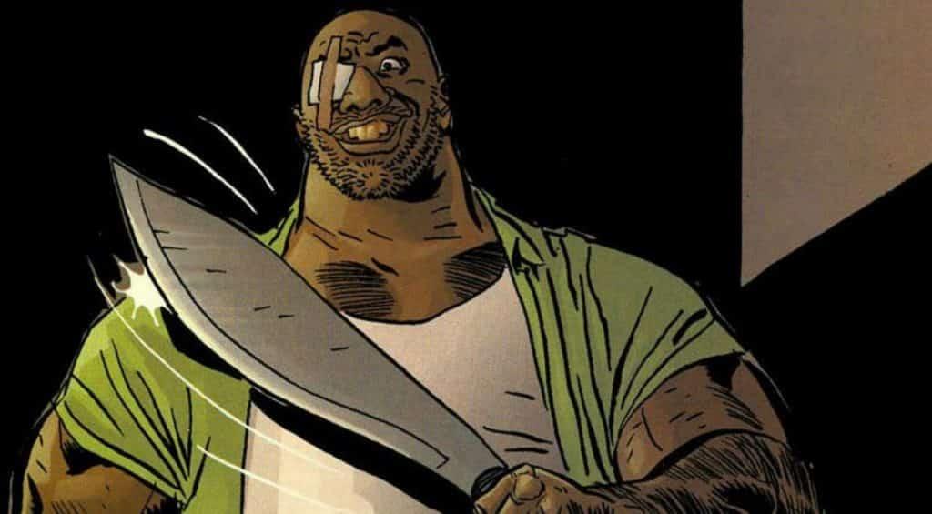 Barracuda Marvel Comics