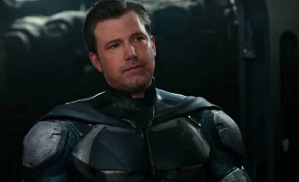Ben Affleck Batman Justice League