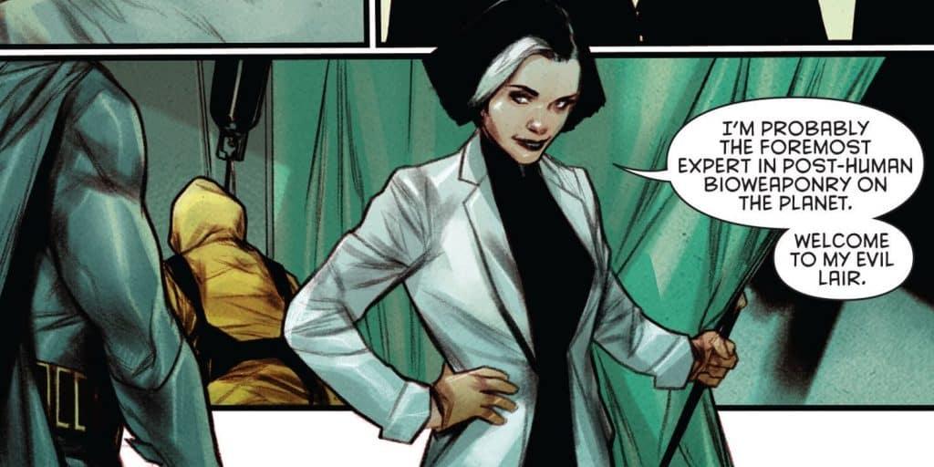Batman Comics DC Rebirth