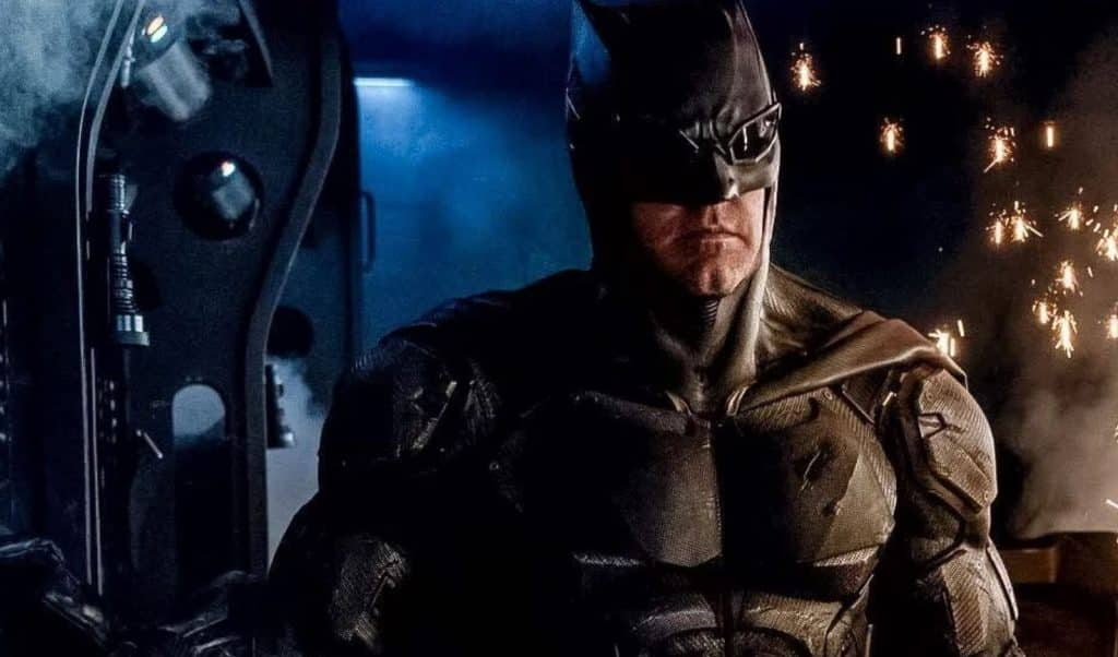 Justice League Batman Tactical Suit
