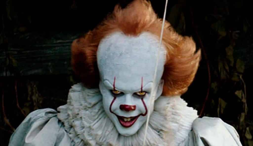 Bill Skarsgård Pennywise IT Movie