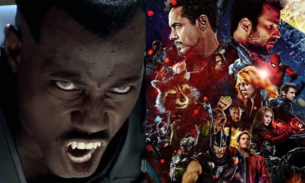 Blade Marvel Cinematic Universe