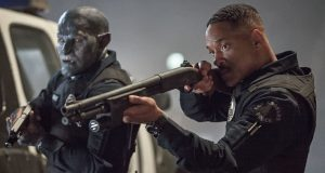 Bright Will Smith Joel Edgerton