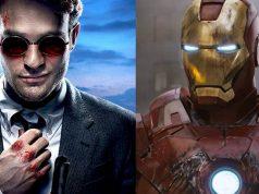 Daredevil Iron Man MCU