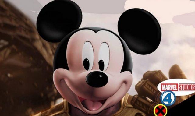 Disney Marvel Cinematic Universe