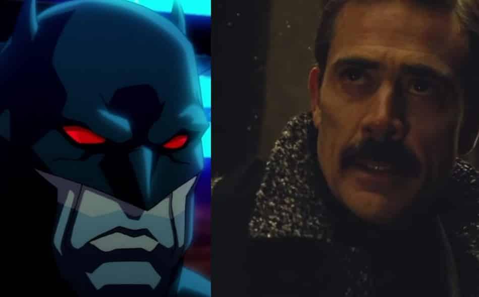 Jeffrey Dean Morgan Teases Flashpoint Batman Role