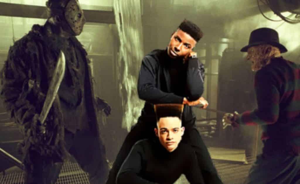 Freddy vs. Jason Kid 'n Play
