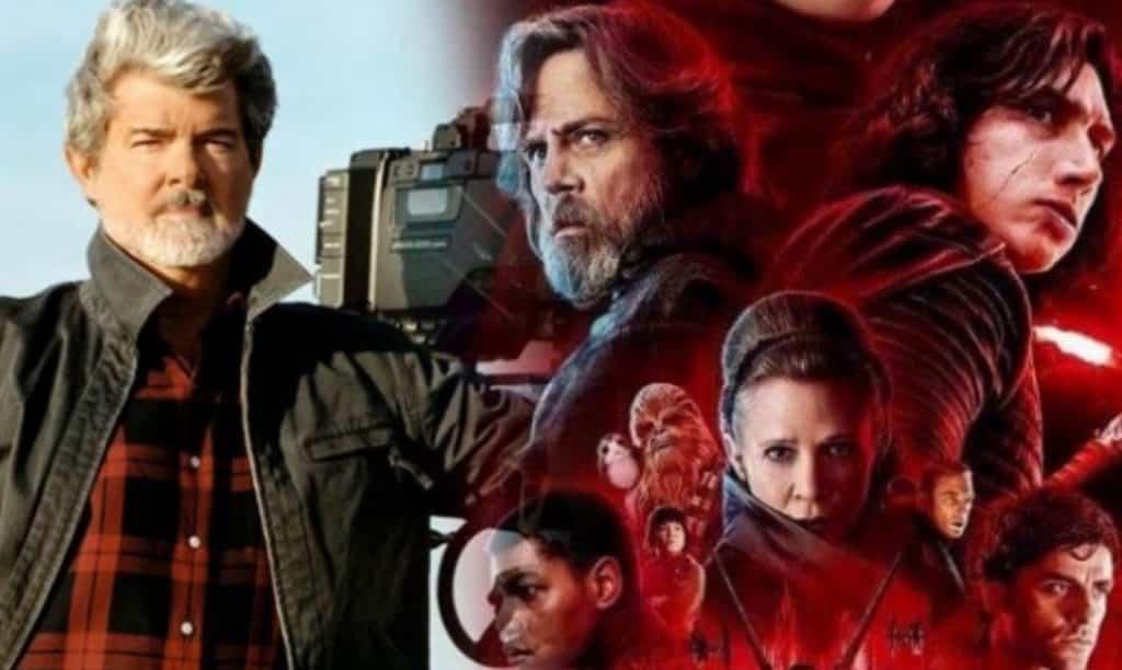 George Lucas Star Wars: The Last Jedi