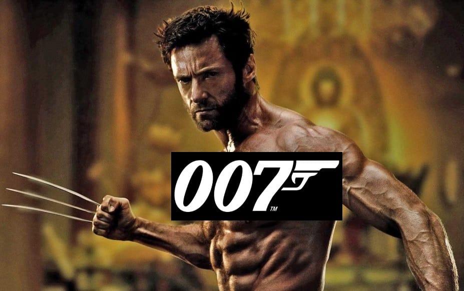 Hugh Jackman James Bond