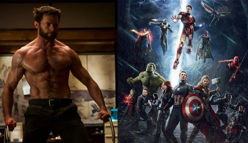 Would love to see Iron Man, Hulk, Wolverine together: Jackman