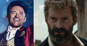Hugh Jackman The Greatest Showman Wolverine