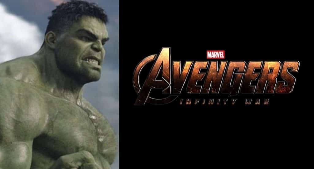 Hulk Avengers: Infinity War