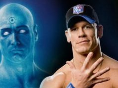 John Cena Doctor Manhattan Watchmen