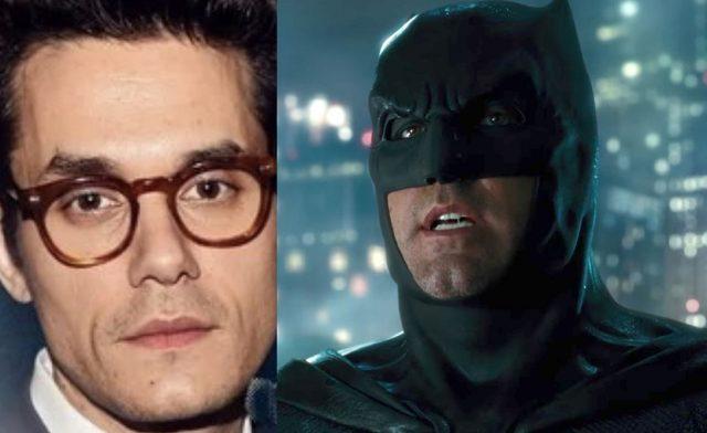 John Mayer Batman Ben Affleck
