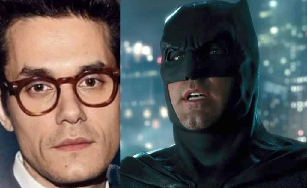 John Mayer Batman Ben Affleck