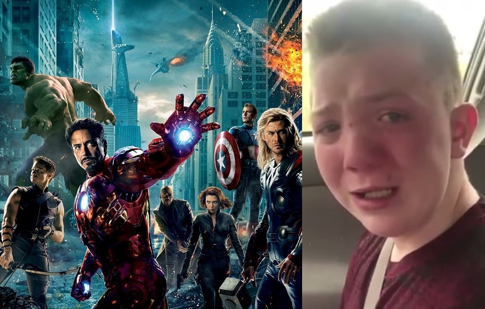 Avengers Stars Blasted For Inviting Bullied Kid To Infinity War Premiere