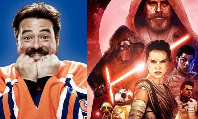 Kevin Smith Star Wars: The Last Jedi