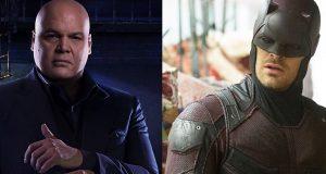 Marvel's Daredevil Kingpin Vincent D'onofrio Charlie Cox