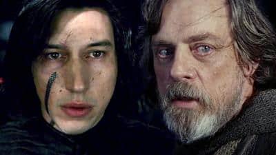 Kylo and Luke