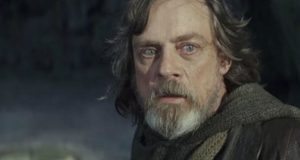Mark Hamill Luke Skywalker Star Wars: The Last Jedi