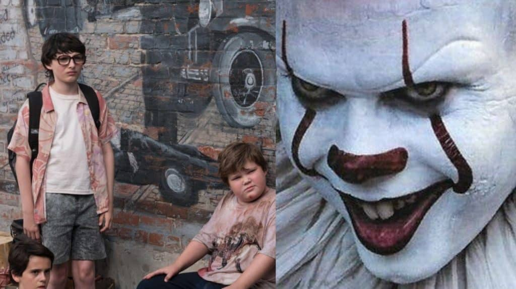 Pennywise Easter Egg IT Movie