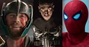 Marvel's The Punisher Easter Eggs Spider-Man Thor
