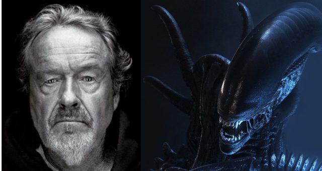 Ridley Scott Alien Xenomorph