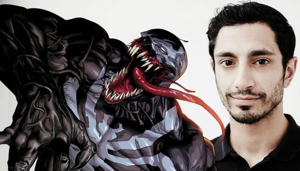 Riz Ahmed Venom Movie