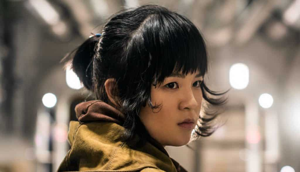 Rose Tico Kelly Marie Tran Star Wars: The Last Jedi
