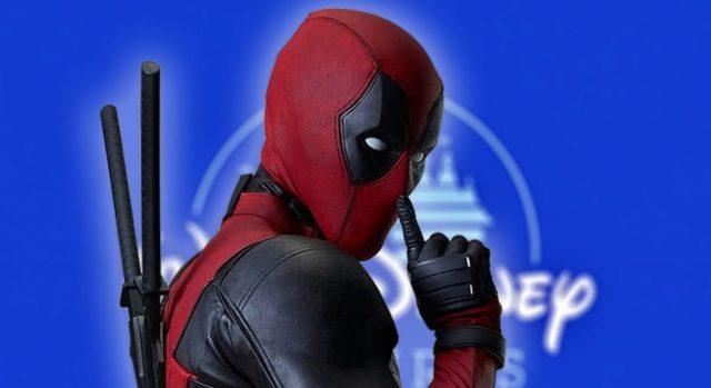 Ryan Reynolds Deadpool Disney Fox