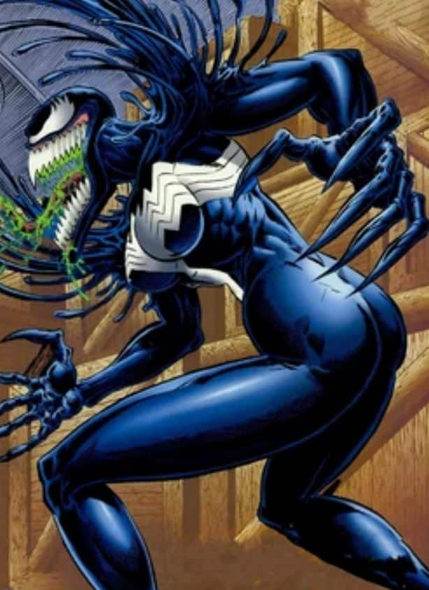 She-Venom Anne Weying Marvel Comics