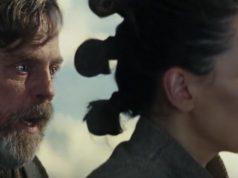 Star Wars: The Last Jedi Luke Skywalker Rey