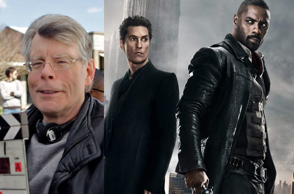 stephen king on why the dark tower movie was a failure