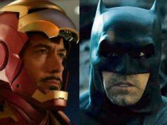 Superheroes Iron Man Batman