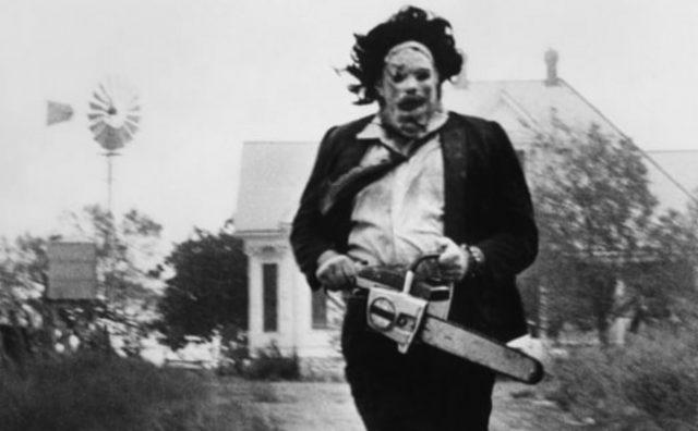 The Texas Chain Saw Massacre Leatherface