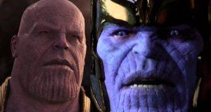 Thanos Helmet Avengers: Infinity War