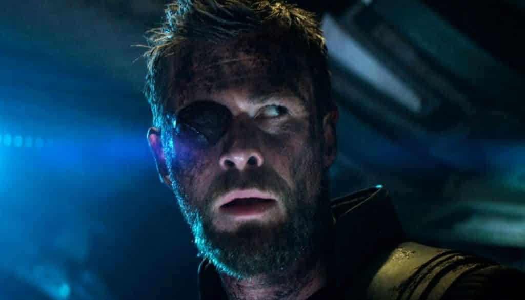 Chris Hemsworth Thor Avengers: Infinity War