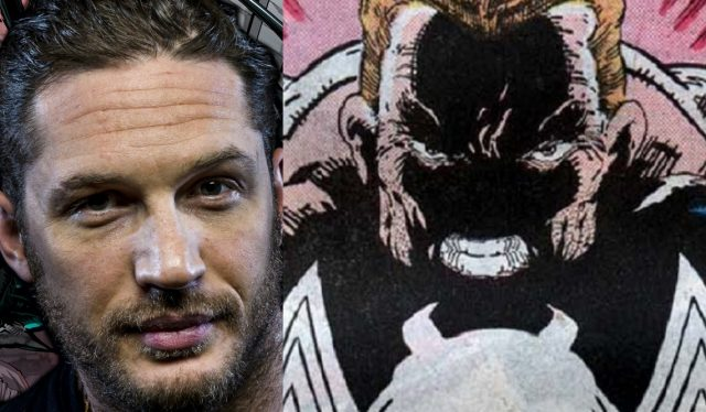 Tom Hardy Eddie Brock Venom Movie