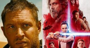 Tom Hardy Star Wars: The Last Jedi Cameo