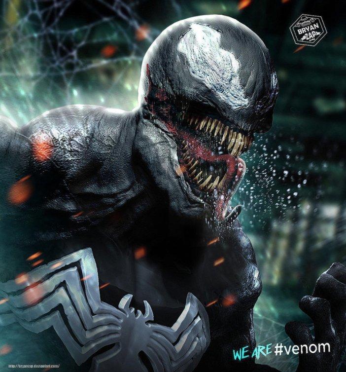 Venom Movie Concept Design