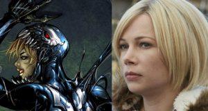 Venom Movie Michelle Williams She-Venom