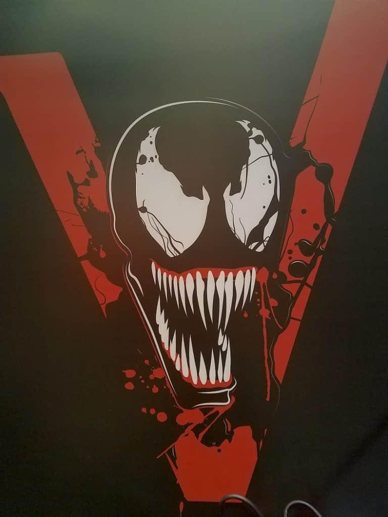 First Venom Movie Poster Possibly Revealed