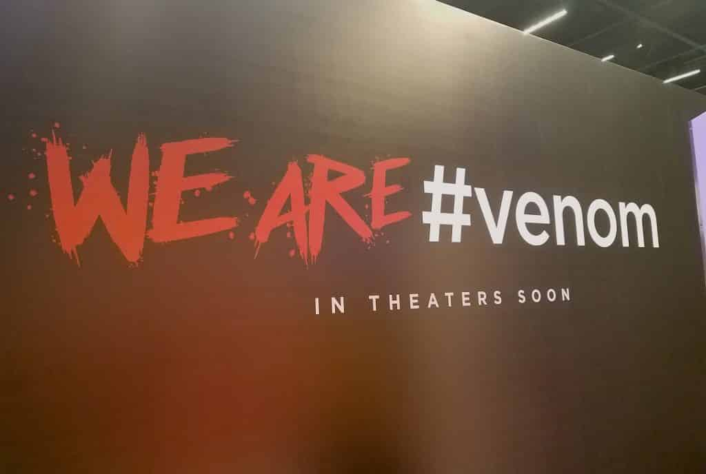 First Venom Movie Poster Possibly Revealed