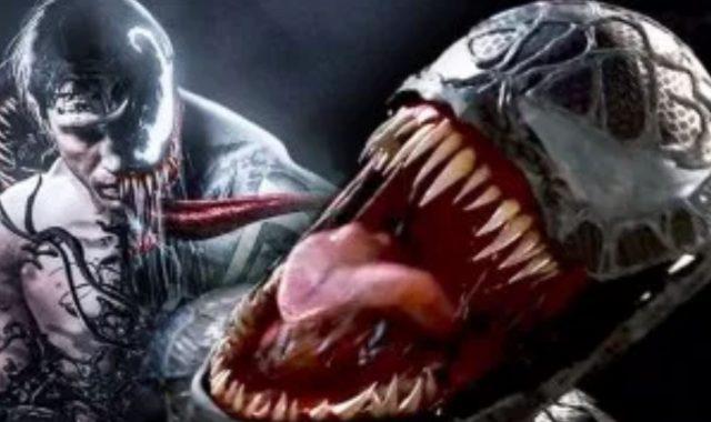 Tom Hardy Venom Movie