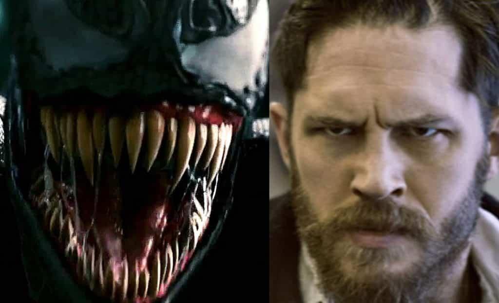 Tom Hardy Goes Insane In New Leaked Venom Movie Set Video