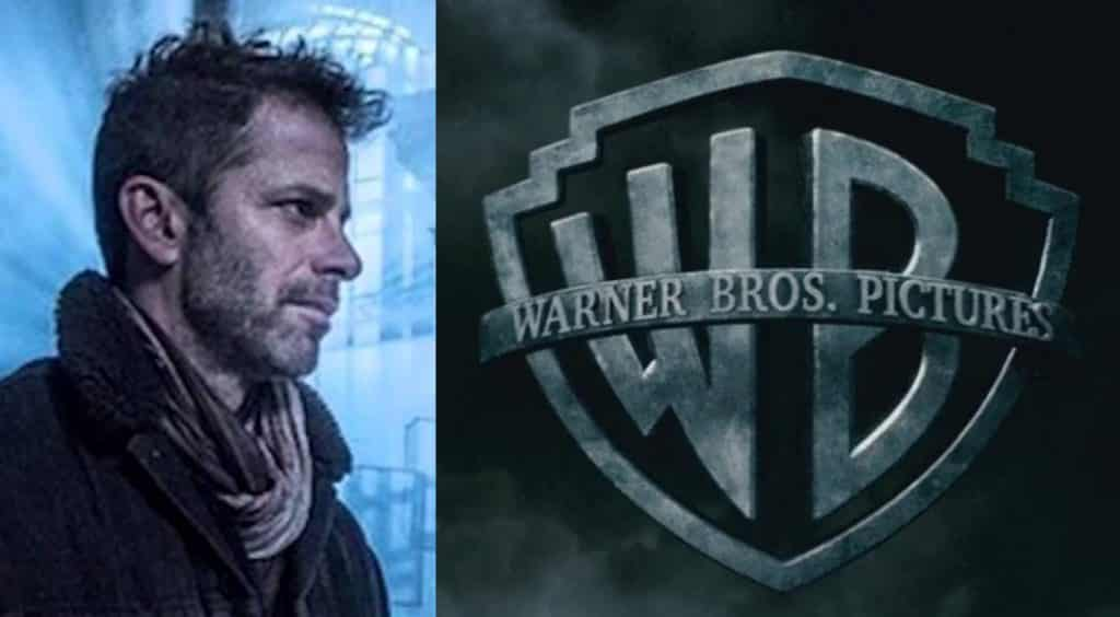 Zack Snyder Justice League Director's Cut Warner Bros.