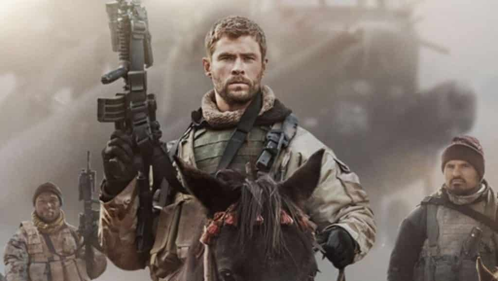 War Movies 12 Strong Chris Hemsworth