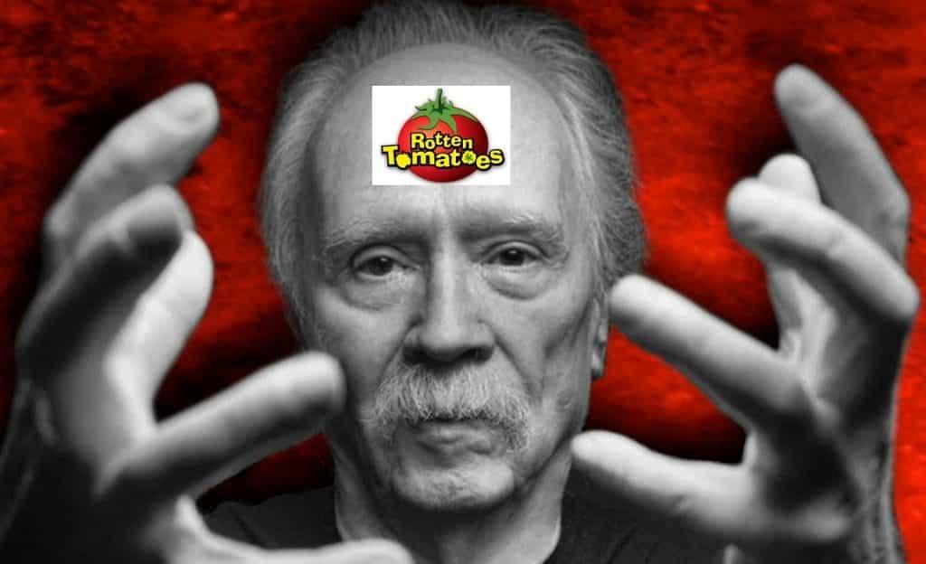 John Carpenter Rotten Tomatoes